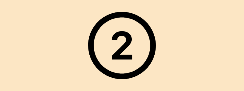 Step 2 | Enrolment Application
