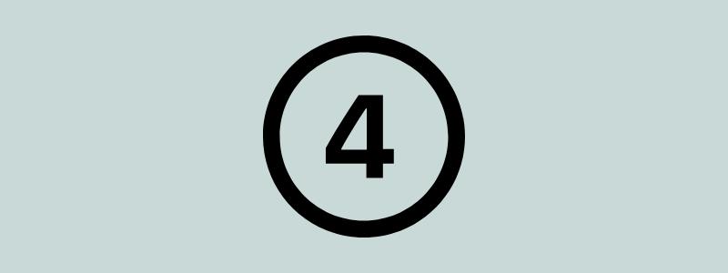 Step 4 | Confirming Enrolment